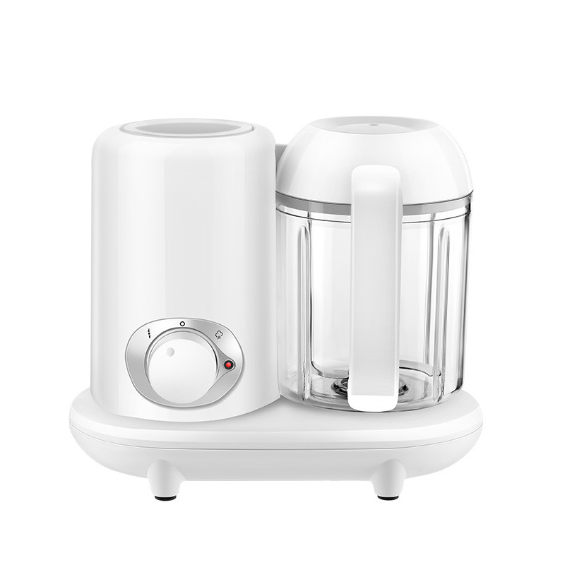 Environmental Material All In One Baby Food Processor 300W Heating Power