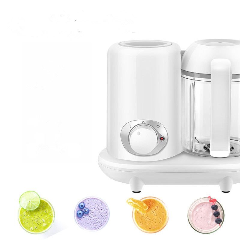 50HZ-60HZ All In One Food Processor Multifunctional 120W Stirring Power For Home